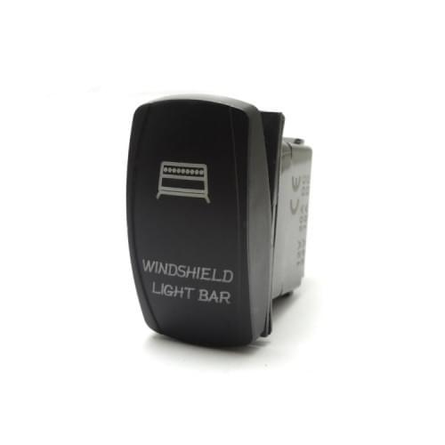 Кнопка включения/выключения доп. света для UTV Windshield Light Bar FTVSW007