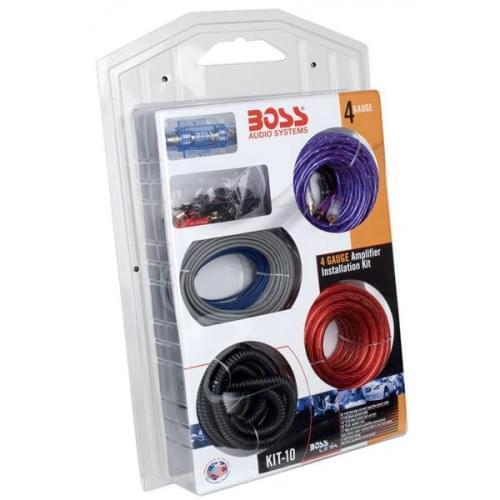 Кит для подключения аудиосистемы BOSS Audio Systems KIT-10