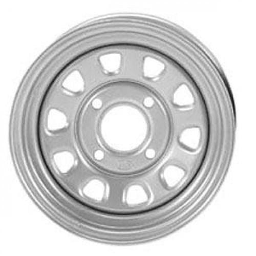 Стальной диск для квадроцикла ITP DELTA STEEL R12 Can-am