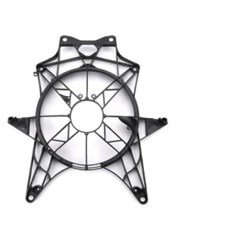 Защита радиатора Kemimoto для Can-Am Maverick X3 709200588 B0501-0060BK