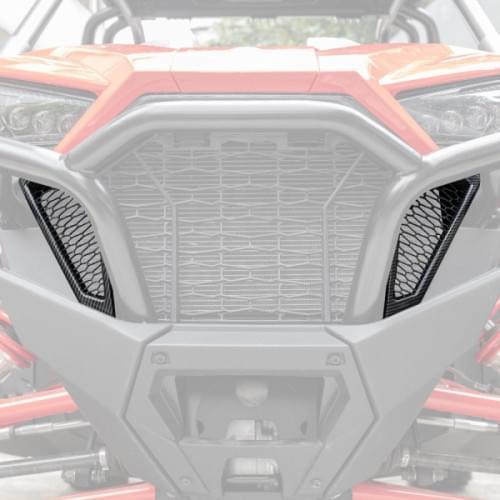 Накладки карбоновые передние Kemimoto для Polaris RZR PRO XP 2020+