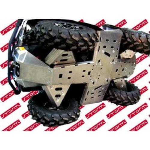 Комплект защиты днища для Sportsman 570 Touring (2013+)