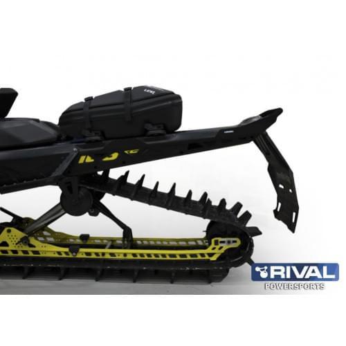 Бампер задний BRP Ski-doo Summit/Lynx Boondocker G4 165? + комплект крепежа
